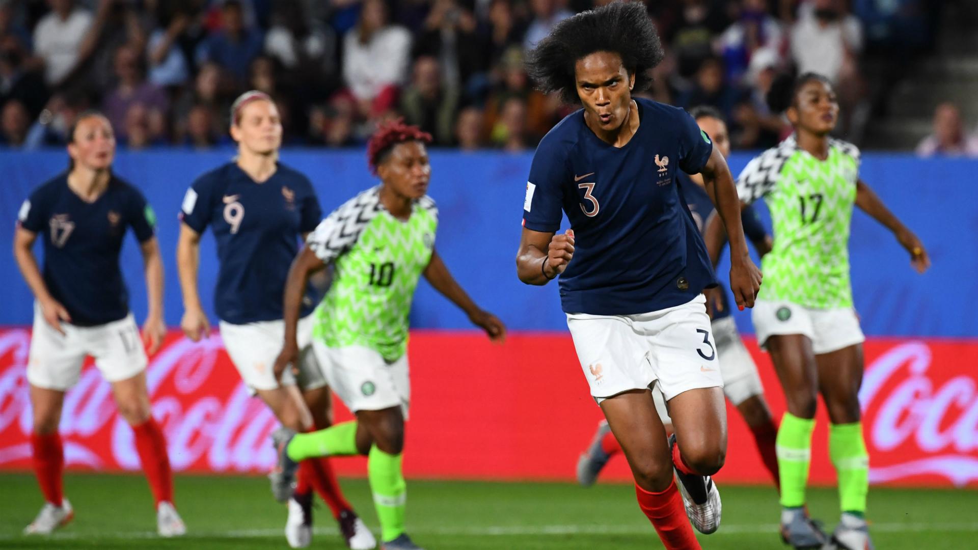 Nigeria France 17062019