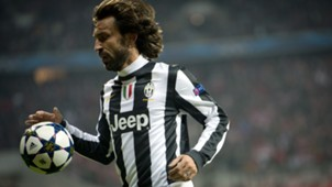 Juventus Turin Andrea Pirlo Champions League 02042013