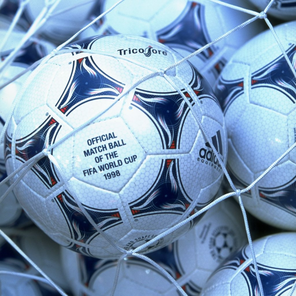 Adidas Tricolore 1998 World Cup ball