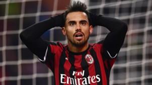 Suso Milan Bologna Serie A