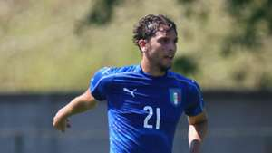 Manuel Locatelli, Italy U21, Euro U21