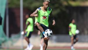 Neymar Brasil treino Copa do Mundo 20 06 18
