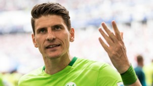 Mario Gomez Wolfsburg Bundesliga