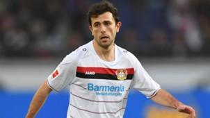 Admir Mehmedi Bayer Leverkusen 17122017