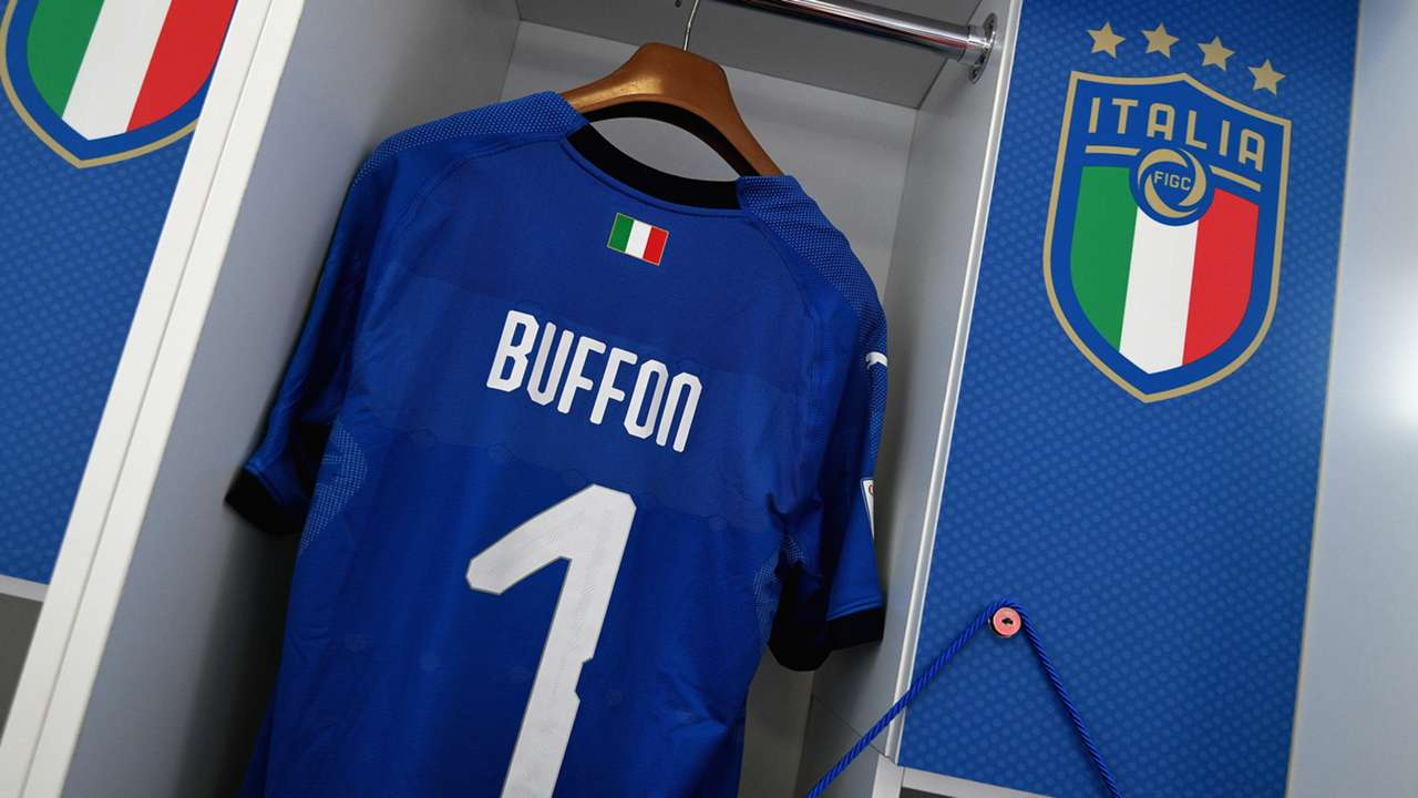 Gigi Buffon Italy