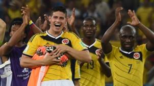 James Kolumbien WM 2014 28062014