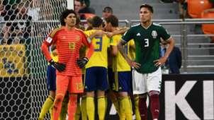 México vs Suecia Mundial 2018