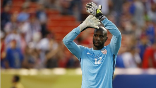 Bill Hamid U.S. national team 2017