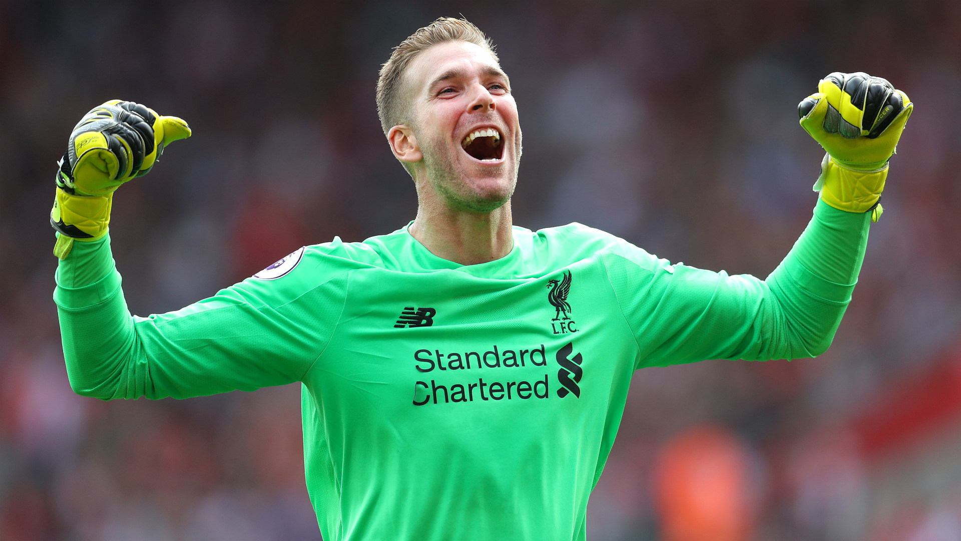 'Liverpool now have two No.1s' – Adrian ready for fight with fit-again Alisson