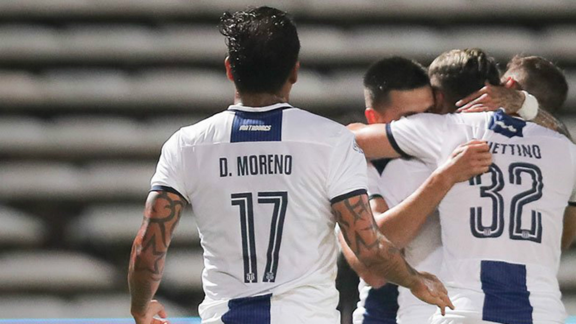 Talleres le ganó 2-0 a San Pablo — Copa Libertadores
