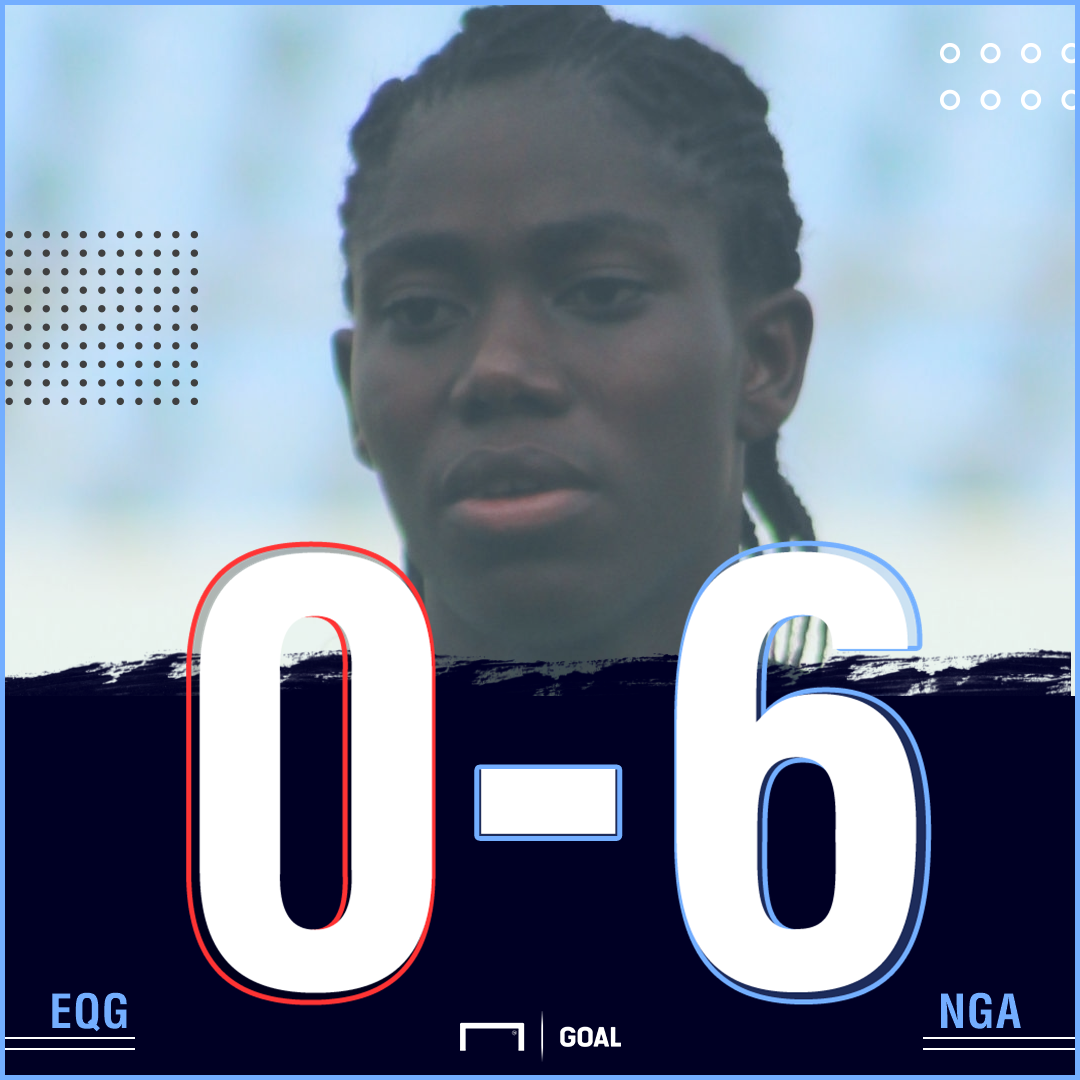 Nigeria EQ Guinea AWCON Scoreline PS