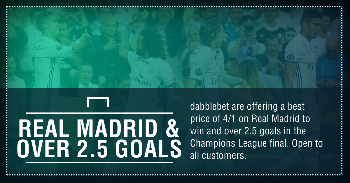 GFX FACT REAL MADRID WIN AND OVER 2.5 GOALS