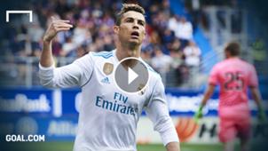 Cristiano Ronaldo Playbutton