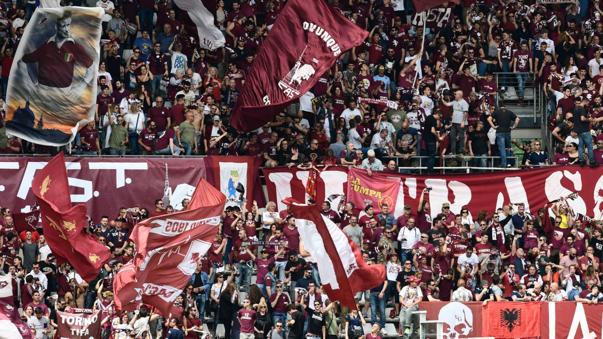 Torino fans, Serie A