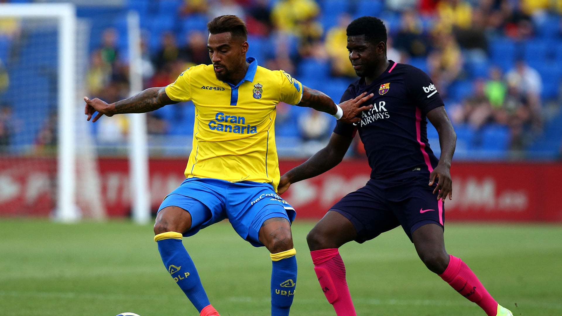 Kevin-Prince Boateng Reveals 'Non-footballing' Reason For Las Palmas Departure