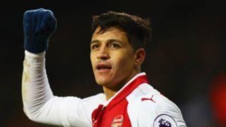 Alexis Sanchez, Arsenal, 17/18