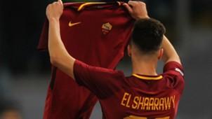 Stephan El Shaarawy Roma Bologna Serie A