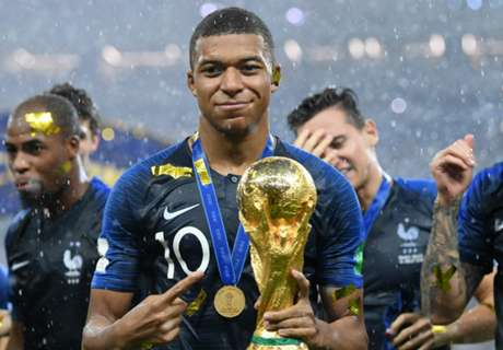 Mbappe targeting Olympic gold medal