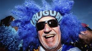 Torcedor Uruguai Copa do Mundo 20 06 18