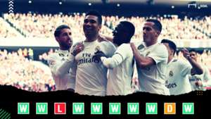 Real Madrid Champions League Power Rankings GFX