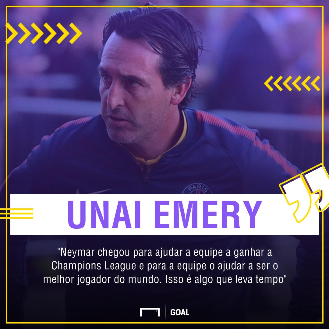 GFX Unai Emery