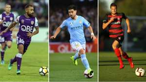 A-League split
