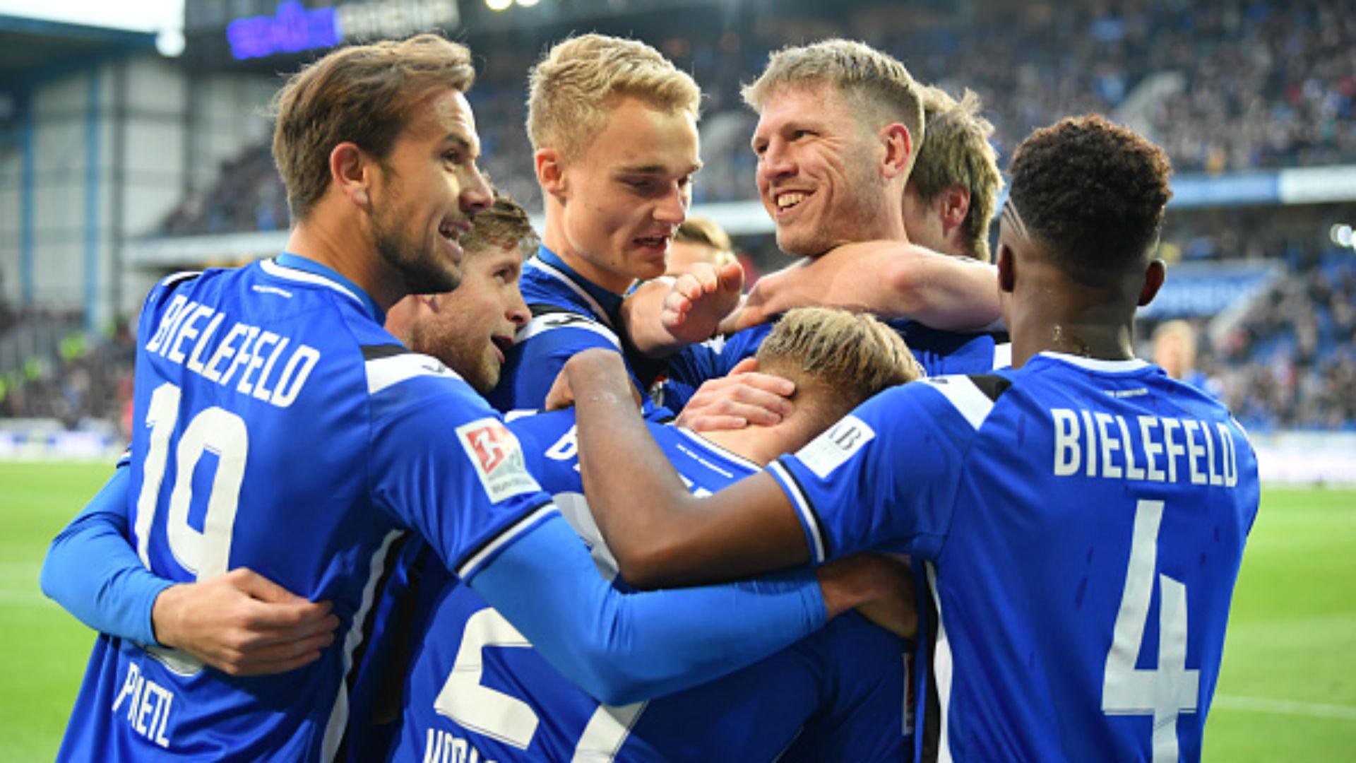 Bundesliga Bielefeld