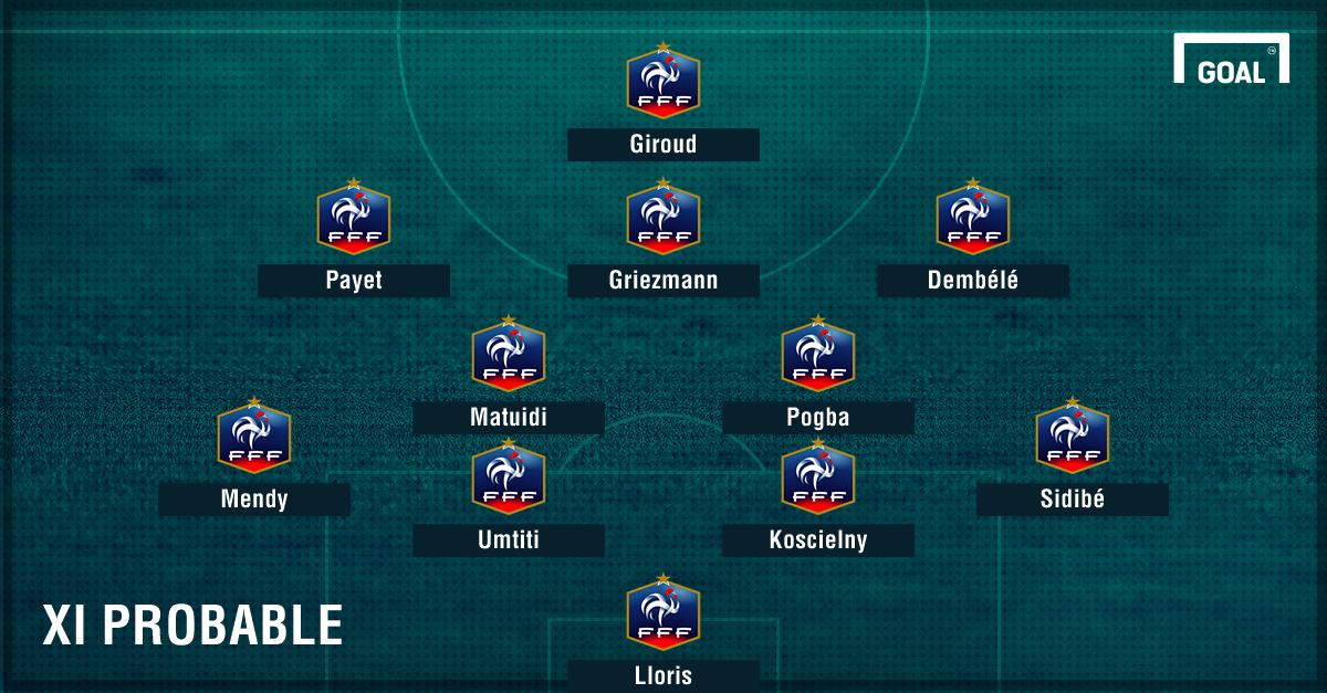 France XI