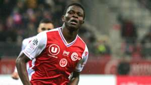 Moussa Doumbia Reims 2018