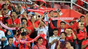 Suporter Indonesia U-19