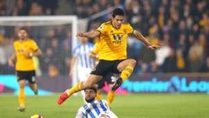 Raúl Jiménez Huddersfield Wolves