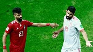 Ramin Rezaian Diego Costa Iran Spain World Cup 20062018