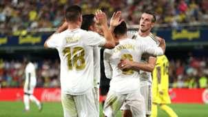 Bale Real Madrid Villarreal 2019