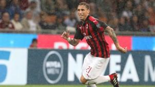 Lucas Biglia Milan Roma Serie A 08312018