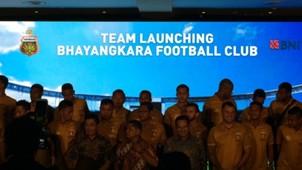 Launching Tim Bhayangkara FC
