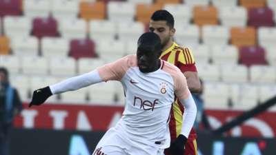 Badou Ndiaye Yeni Malatyaspor Galatasaray 12172017