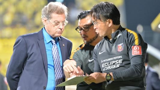 浦和・オリヴェイラ監督にベンチ入り2試合停止処分…名古屋戦で主審を侮辱、名誉毀損行為に該当