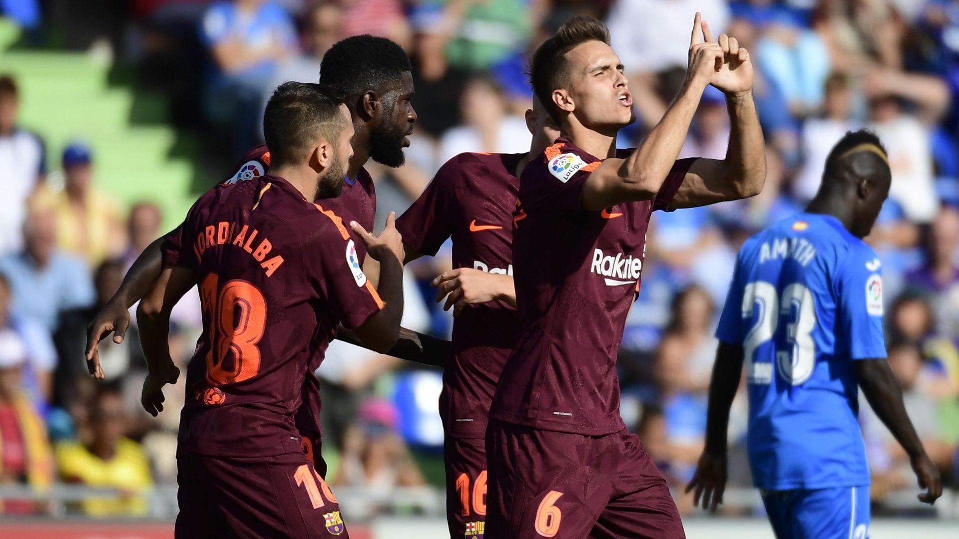 Messi scores 300th goal at Camp Nou in Eibar thrashing