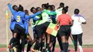 Tanzania U20 women