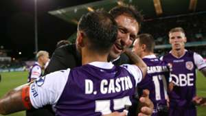 Diego Castro/Tony Popovic Perth Glory