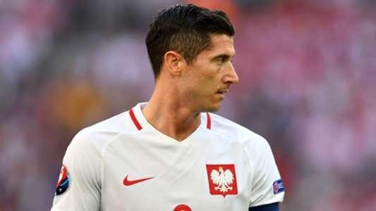 Robert Lewandowski Poland Euro 2016