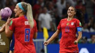 Alex Morgan United States World Cup 07022019