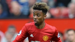 Angel Gomes, Man Utd