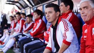 Marcelo Gallardo River Plate Boca Juniors