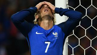 Antoine Griezmann France Luxembourg World Cup Qualifiers 03092017