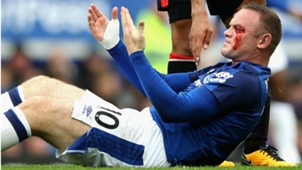Wayne Rooney Everton Bournemouth