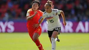 Giulia Gwinn Germany China Women World Cup