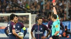 Neymar Marseille PSG Ligue 1 22102017