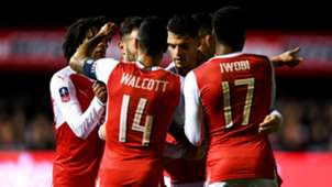 HD Arsenal Sutton United