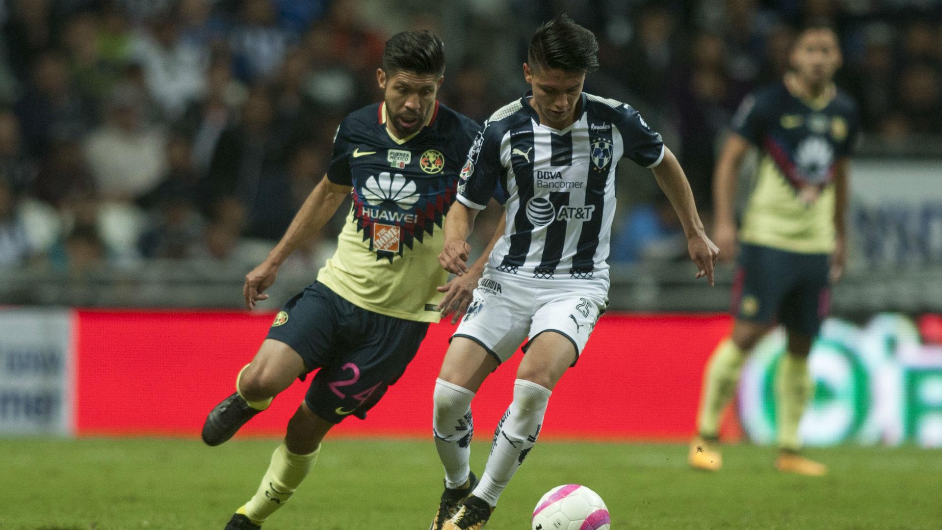 Jonathan Gonzalez Oribe Peralta Monterrey America